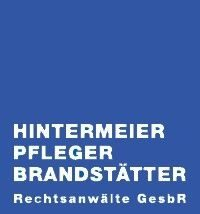 Hintermeier Pfleger Brandstätter Rechtsanwälte Logo