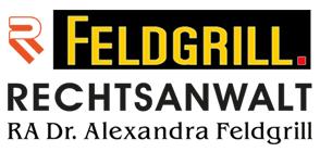 Kanzlei Dr. Alexandra Feldgrill Graz Logo