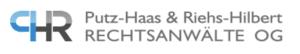 Rechtsanwälte Putz Haas Riehs Hilbert Logo