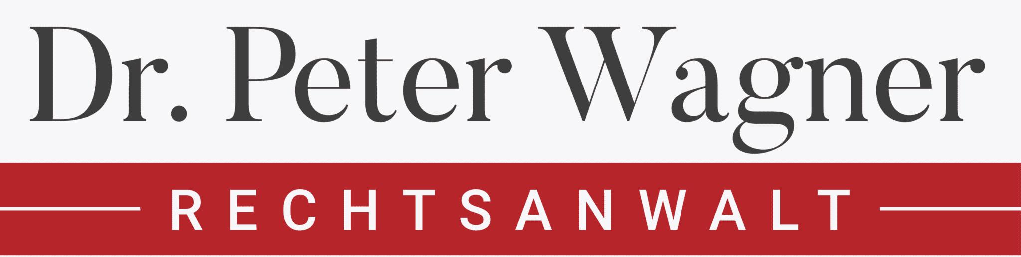 Rechtsanwalt Dr. Peter Wagner Familienrecht Logo