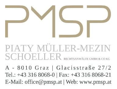 Mag. Michael Müller-Mezin Logo Graz
