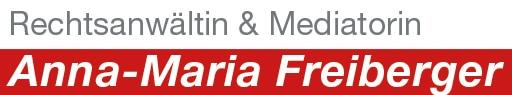 Logo Mag. Anna-Maria Freiberger